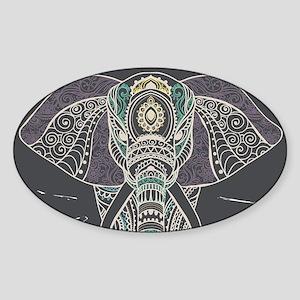 Indian Elephant Sticker