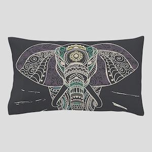 Indian Elephant Pillow Case