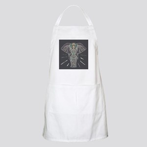 Indian Elephant Apron