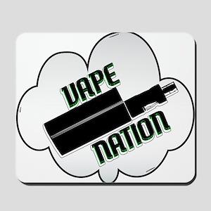 vape nation Mousepad