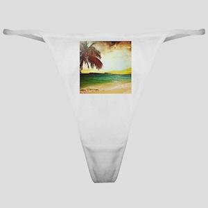 Tropical Beach Classic Thong