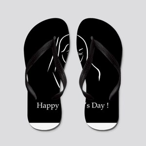4a80c4c63b4bb Mothers Day Fun Stuffs Flip Flops - CafePress