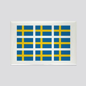 Sweden Flags Magnets