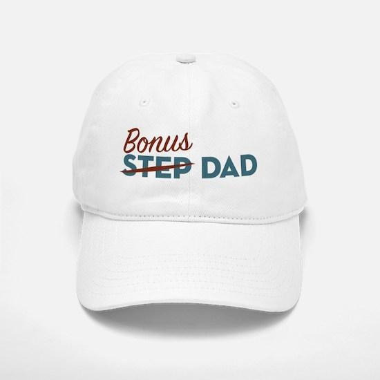 Bonus Dad Baseball Baseball Cap