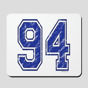 94 Jersey Year Mousepad