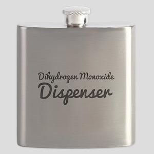 Dihydrogen Monoxide Dispenser. Flask