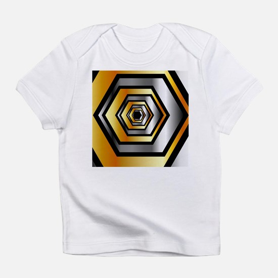 Funny Illusion Infant T-Shirt
