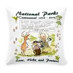 National Parks Centennial Everyday Pillow
