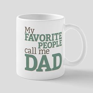 Call Me Dad Mug