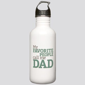 Call Me Dad Stainless Water Bottle 1.0L