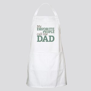 Call Me Dad Apron