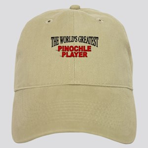 """""""The World's Greatest Pinochle Player"""" Cap"""