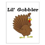 Lil' Gobbler Small Poster
