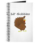 Lil' Gobbler Journal