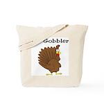 Lil' Gobbler  Tote Bag