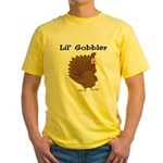 Lil' Gobbler Yellow T-Shirt