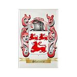 Slatterie Rectangle Magnet (100 pack)