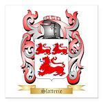 Slatterie Square Car Magnet 3
