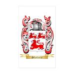 Slatterie Sticker (Rectangle 10 pk)