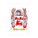 Slatterie Sticker (Rectangle 50 pk)