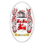 Slatterie Sticker (Oval 10 pk)