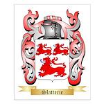 Slatterie Small Poster