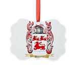 Slatterie Picture Ornament