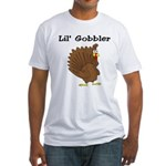 Lil' Gobbler Fitted T-Shirt
