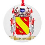 Slaney Round Ornament