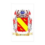Slaney Sticker (Rectangle 50 pk)