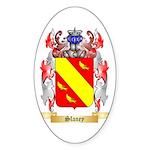 Slaney Sticker (Oval)