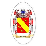 Slaney Sticker (Oval 50 pk)