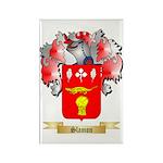Slamon Rectangle Magnet (10 pack)