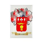 Slamon Rectangle Magnet (100 pack)