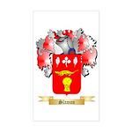 Slamon Sticker (Rectangle)