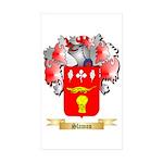 Slamon Sticker (Rectangle 50 pk)