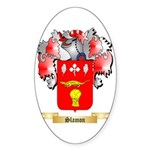 Slamon Sticker (Oval)
