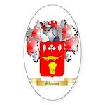 Slamon Sticker (Oval 10 pk)