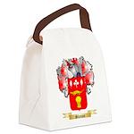 Slamon Canvas Lunch Bag