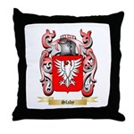 Slaby Throw Pillow