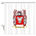 Slaby Shower Curtain