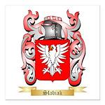 Slabiak Square Car Magnet 3