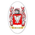 Slabiak Sticker (Oval 50 pk)