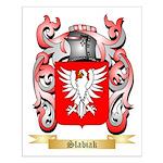 Slabiak Small Poster