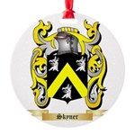 Skyner Round Ornament