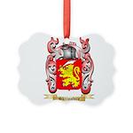 Skrimshire Picture Ornament