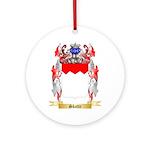 Skotte Round Ornament