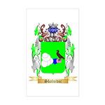 Skolnivoc Sticker (Rectangle)