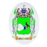 Skolnivoc Oval Ornament