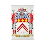 Skilman Rectangle Magnet (100 pack)